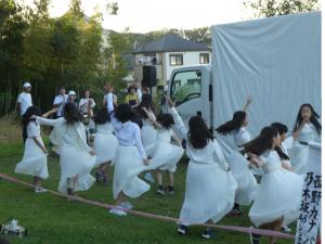 HP用ダンス写真
